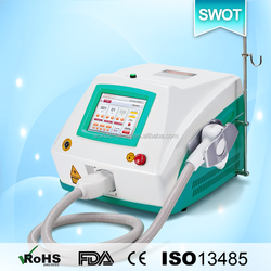 High quality 808nm diode laser permanent hair removal with ce
