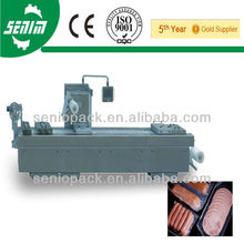 2014 Newest 420/520 Automatic Thermoforming cooked food Vacuum Packing Machine