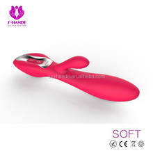 Best Quality Sex Products Properties and Sex Toy Type waterproof recharegable Rabbit Vibrator for women