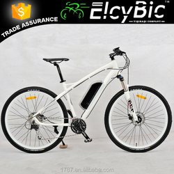 """29"""" 350W 36v 10.4ah lithium battery 8fun bafang chinese electric motorcycle (E-TDF052)"""