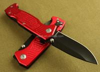 OEM red design outdoor life high quality Outdoor camping knife UDTEK01875