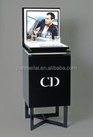 cosmetic display showcase acrylic makeup organizer makeup display stands perfume display stand