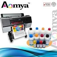 Good quality Aomya art paper ink inkjet ink for epson desktop printer