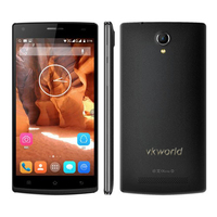 Hot selling VKworld 13.0MP CAMERA 5.5 inch QHD 4G LTE android smart phone dual sim cards 1.0GHZ quad core -Model VK560