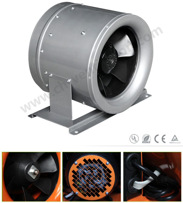 Inline Fan Structure : China top manufacturer best price greenhouse hydroponic