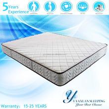 China New Product Bamboo Fiber coconut mattress