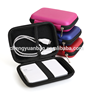 Travel Cable Organizer Hard Drive Bags Grooming Kit Case USB Drive Shuttle