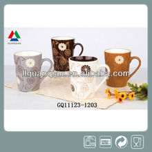 New ceramic ice cream cup,advertising ice cream cup,liling ice cream cup