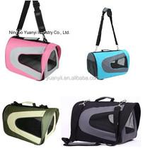 Pet dog carrier soft sided pet carrier wholesale pet carrier