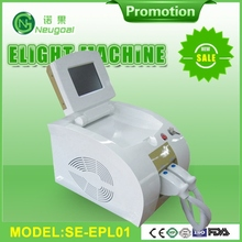 hot sale painfree fast hair removal IPL SHR / shr ipl acne removal for spa salon use