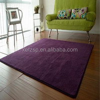 washable microfiber polyester carpets
