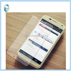 Cheap price good quanlity mobile phone 9H 2.5D 0.33mmTempered Glass Screen Protector For Moto G2 G3 E2 X2 used phone