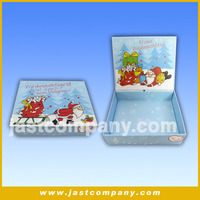 Chrismas Small Romantic boxes, High-quality Musical gift boxes, Musical Box and fancy gift boxes