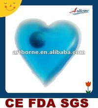 Artborne Blue Heart Shaped Heating Pad Disc-New Product for 2012(CE,FDA,SGS approved)