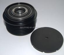 car alternator belt pulley