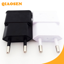 Travel Adapter Charger EU Plug Color White for Samsung N7100 Note2 S4 10w charger