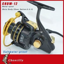 Chentilly CHDW-12 High quality Daiwa fishing reels made in China for sea