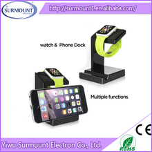 Plastic Dual Stand Charge Station Sport and watch Edition (Both 38mm and 42mm)