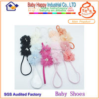 Hot selling pretty baby flower headband for princess