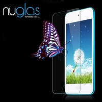 Mobile Phone Use for iPod Touch 6 Screen Protector, Nuglas Premium Glass Screen Protector for iPod Touch 6