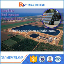 landfill or fish farm Waterproof Hdpe Geomembrane Liner, Geomembrane lining