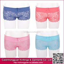 Hot Selling Sexy Mature Women Underwear Nylon