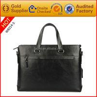 2014 winter latest fashion men leather bag vintage leather handbags made in korea