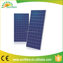 quality assurance 300w sunpower solar panel with attractive price