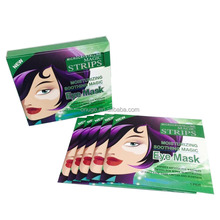 Moisturizing soothing 3D lifting eye essence patch