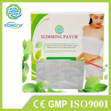 OEM&ODM service real manufacturer burn fat slimming patch for weight loss