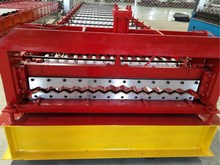 Great corrugated sheet roll forming machine/used roll forming machine China supplier