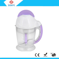 multi-function electric salad hand held food choppers dicers with stainless steel blade