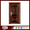 Can be customized single leaf security door