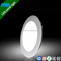 new 2014 led panel Light 18w 3528 SMD 16100 Lumens 85V-265V Warm White / White LED Pannel Lamp