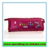 Wine red Pencil case, 2015 hot selling wholesale kids pencil case, pencil bag / Pencill case