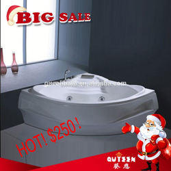 Sales promotion!Queen-bath JR-B050 high quality best dog grooming bathtub for adult
