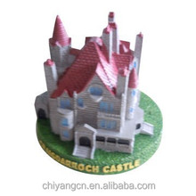 2015 Polyresin Crafts, buliding figurines, gift craft, Suitable for Gifts and Souvenirs Purposes/OEM Orders are Accepted