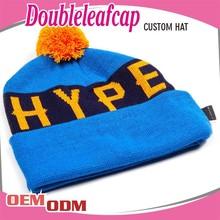 Free Knit Pattern For Hat Earflaps ,Custom Free Pom Beanies ,Bobble Beanie