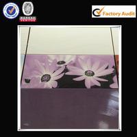 China high gloss decorative purple ceramic tile