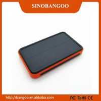 power bank shenzhen manufacturer solar batetry charger 16000 mah 2000mah dual usb power case for cell phone