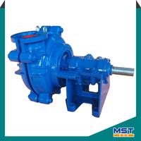 mine slurry pump mechanical and electrical