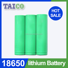 3.7v 2400mah 18650 rechargeable battery pack for scientific instruments