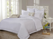 Hotel Bedding Set 250T-300T Threadcount Bed Sheet for 5 Star Hotel