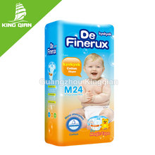 Africa wholesale lowest price of sleepy baby diaper