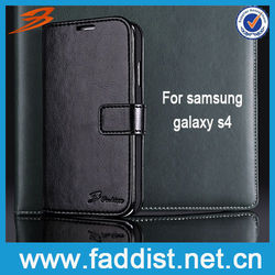 2013 New wallet case for galaxy s 4 samsung case