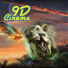 Charming Game Machine Luxury Digital Hydraulic/Electric Auto 9d 8d Cinema