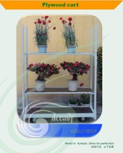 flower trolley CIF PRICE from Aceally carts factory