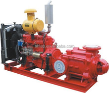 reasonable price single stage single sucked Diesel Fire Fighting centrifugal Pump