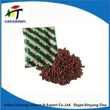 Ethylene absorbers oil absorbent granules/potassium permanganate manufacturer in China