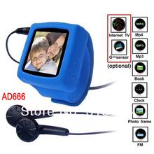 Smart wrist watch/FM radio/Voice recorder/E-book/music GS-0001